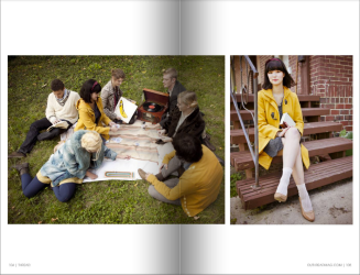 Thread, October 2012. Photos by Audrey Kelly.