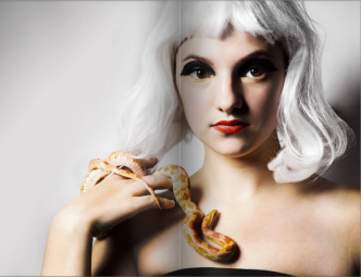 Thread, December 2012. Photos by Michelle Kappeler. Makeup by Lexi Lang.